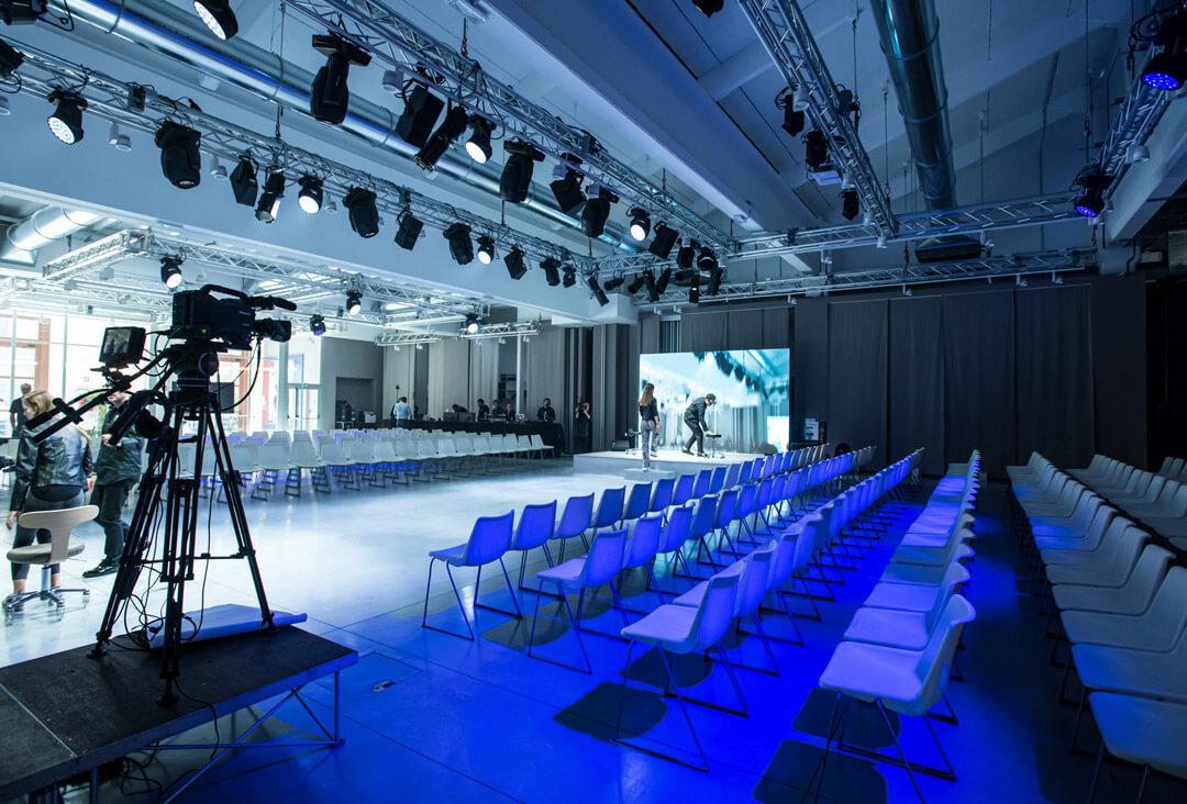 JoyHub è una location per eventi a Milano - guarda gli allestimenti