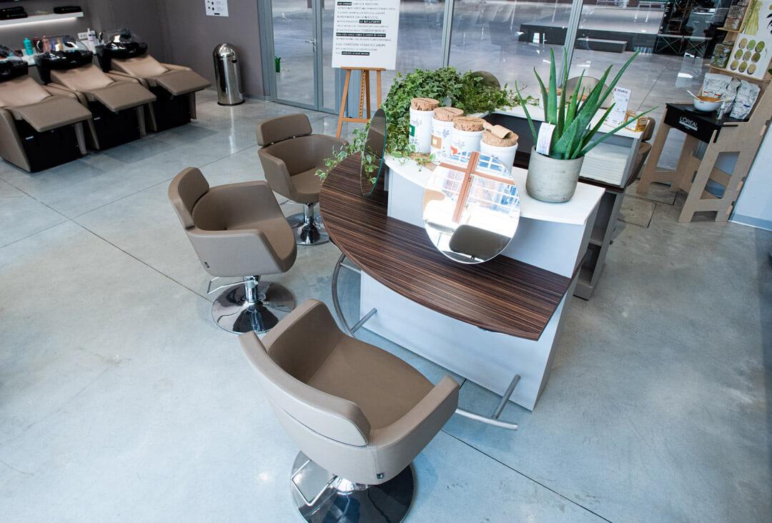 concept salon JoyHub Compagnia della Bellezza