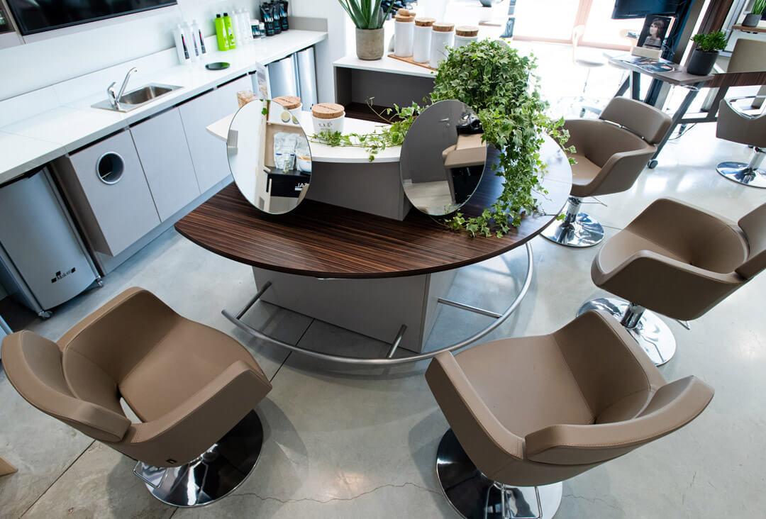Il concept salon di JoyHub Milano Compagnia della Bellezza