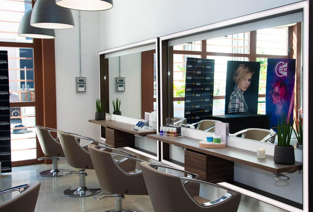 Il concept salon di JoyHub Milano firmato Compagnia della Bellezza