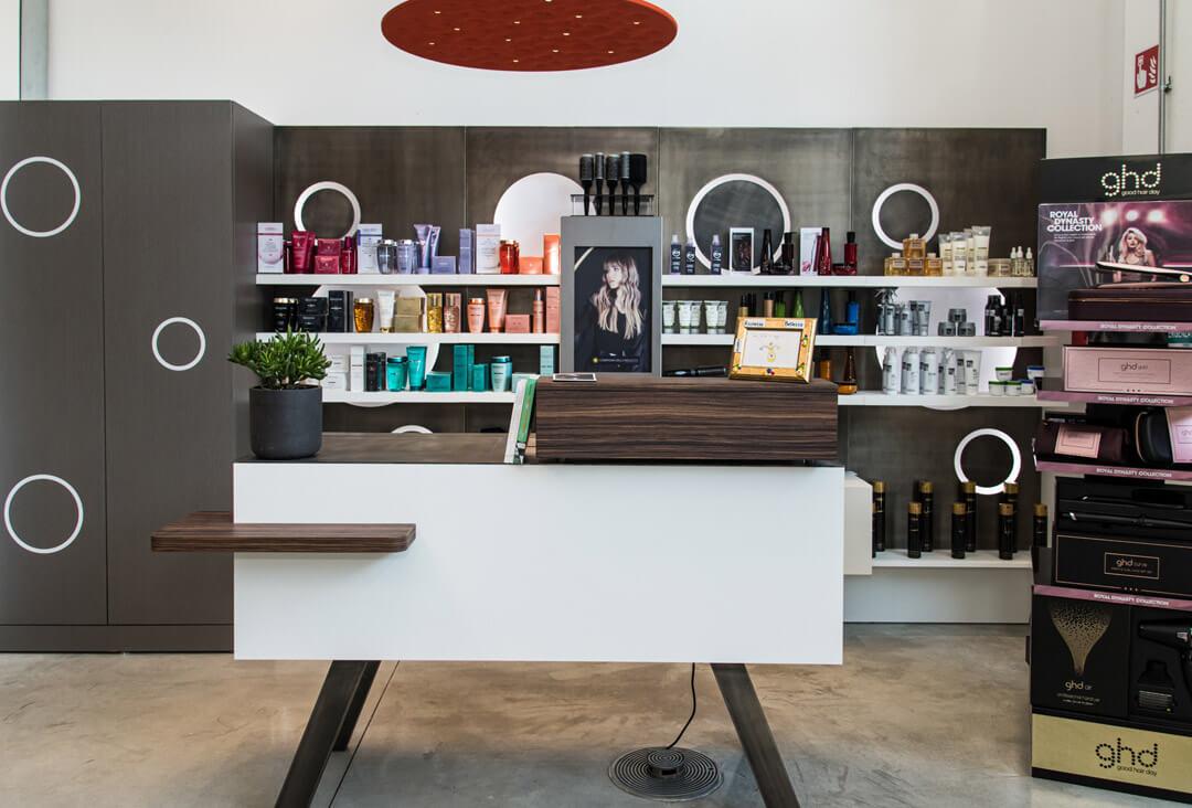 Il concept salon di JoyHub Milano