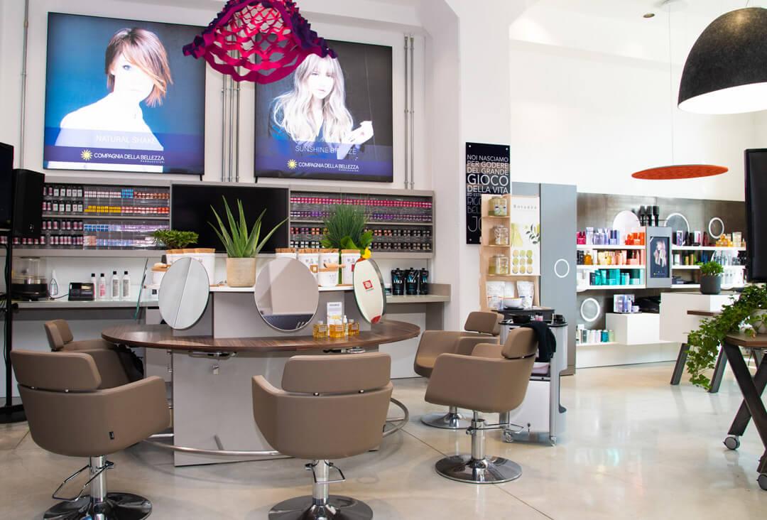 Il concept salon di JoyHub a Milano