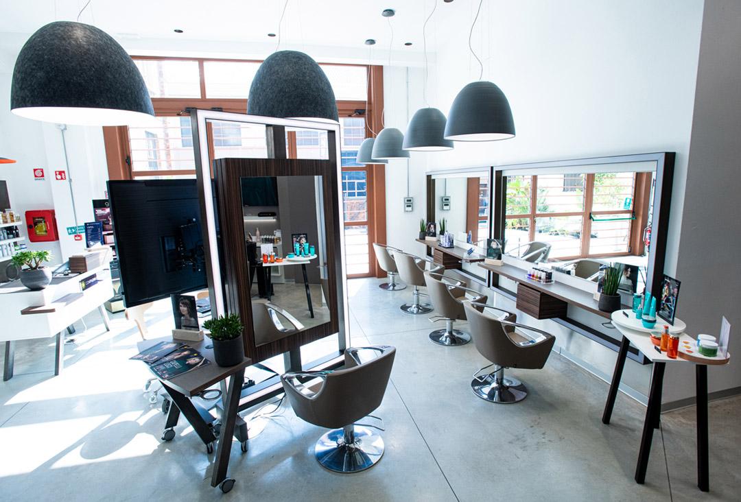 JoyHub a Milano: il concept salon