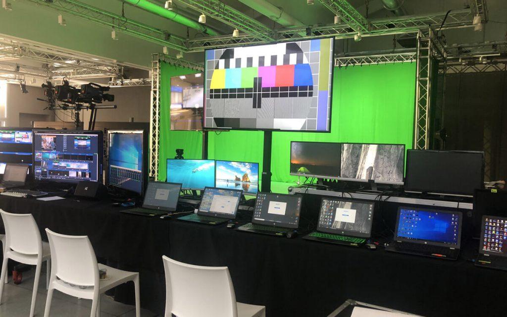 spazio per eventi a Milano in digital JoyHub